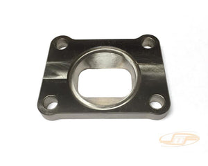 "JM Fabrications Focus ST exhaust manifold flange Made from 1/2"" 304 stainless steel"