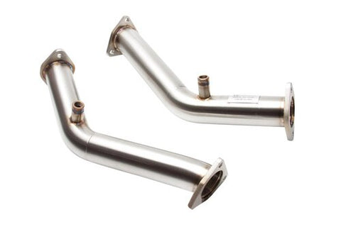 Motiv Concepts Stainless Steel Test Pipes - Nissan G35/G37 03+