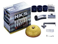 HKS [Nissan 350z(2003-2008), Infiniti G35(2003-2006)] HKS Racing Suction Reloaded Kit Racing Suction Reloaded Kit; Includes Heat Shield