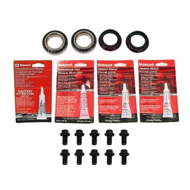 Ford Racing Quaife Torque Biasing Differential Installation Kit Ford 1.6L 4-Cyl