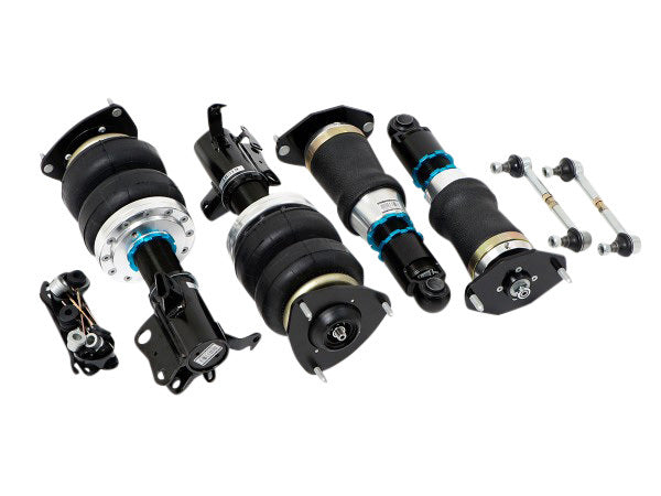 Accuair TWR Front and Rear Air Suspension Kit for S14 240sx