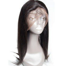 "Load image into Gallery viewer, 360 Closures Lace Frontal 360 Lace Closure Straight Hair 8"" to 18"" - Enchant Global"
