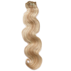 "22"" Real Clip in Hair Extensions Bodywave (11 colors) - Enchant Global"