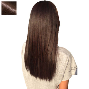 "16"" Real Clip in Hair Extensions (11 colors) - Enchant Global"