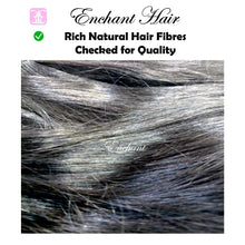 Load image into Gallery viewer, 16 inch Straight Hair 3 Bundles + Closure - Enchant Global