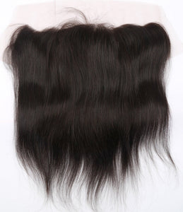 "Lace Frontal Closures Ear to Ear Closures Straight Hair 8"" to 18"" - Enchant Global"