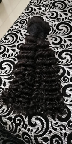 Kinky Curls Wigs Real Curly Hair Wigs - Enchant Global