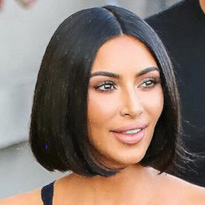 12 inch Human Hair Bob Wigs Kim K Style - Enchant Global