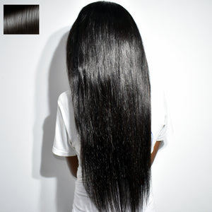 "18"" Real Clip in Hair Extensions (11 colors) - Enchant Global"