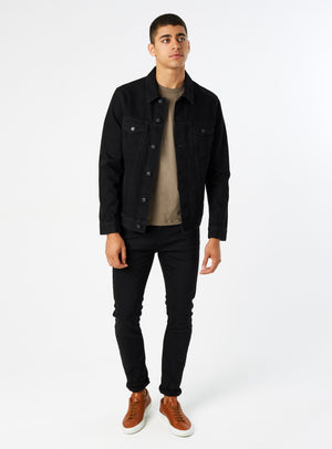 Black Medium Wash