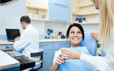 Why Dentists Should Incorporate Scents Into Their Office