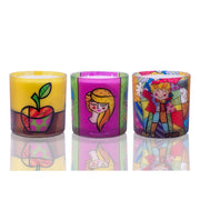 Romero Britto Candles - 55oz - Candle Set