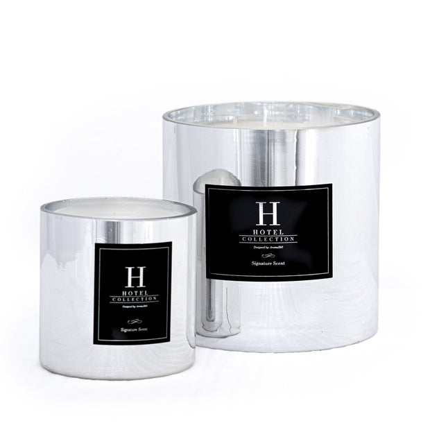 Hotel Collection Platinum Candles - Mystify