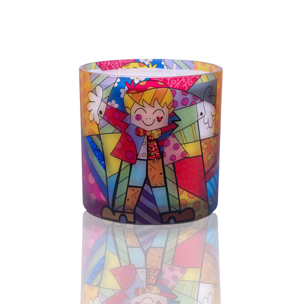 "Romero Britto® Candle ""Big Hug"" (55oz)"