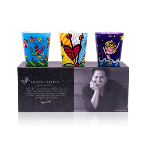 Britto Candles