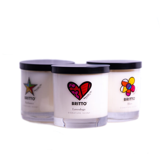 Britto® Icon Candle Collection Set