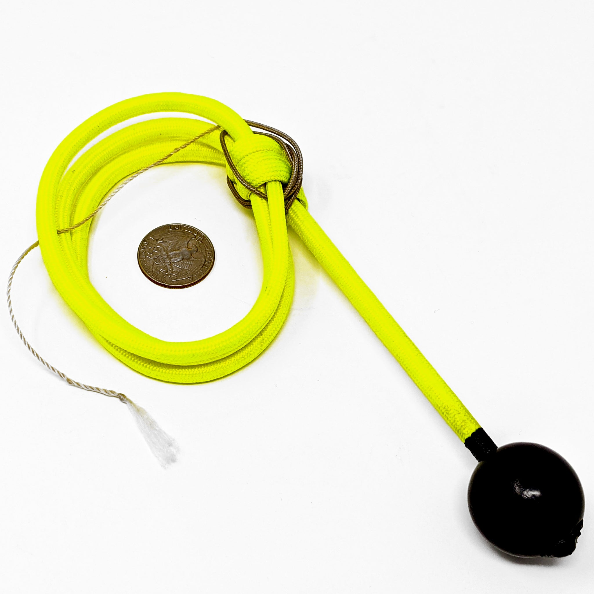 Bull Whip - Danger Noodle with Handle