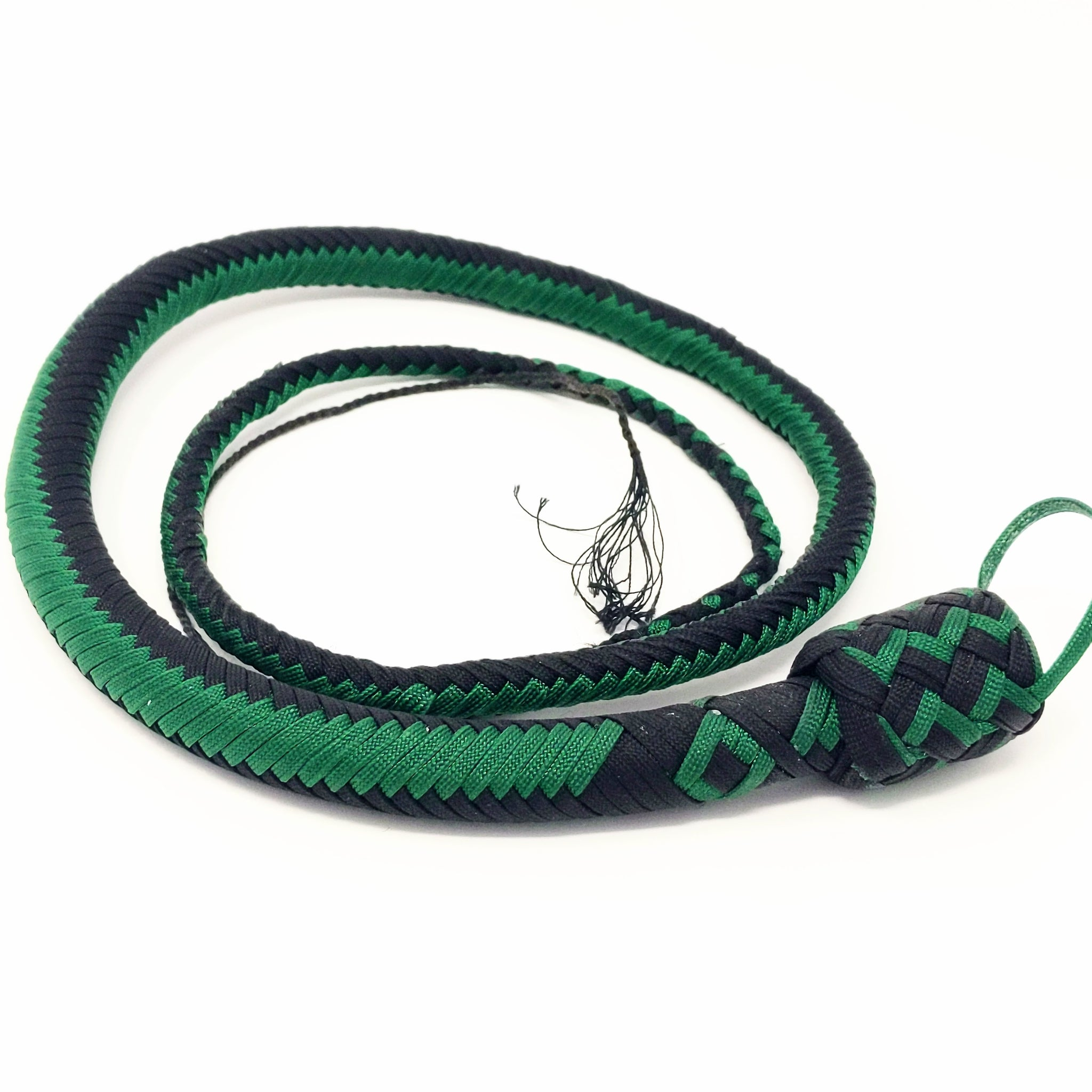 Snake Whip -Signal in Whipmaker Cord or Paracord