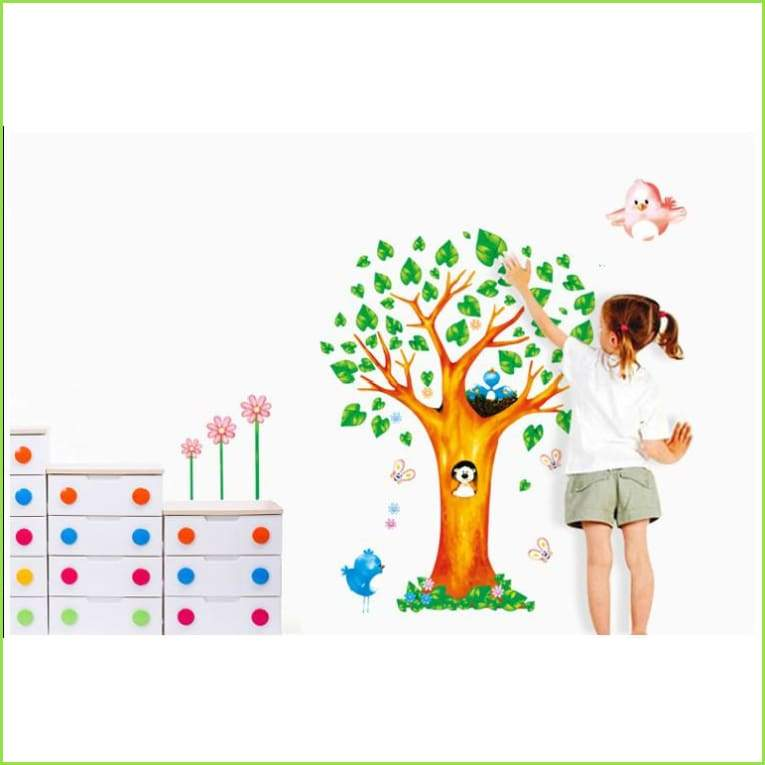 Bloom Tree Wall Sticker on WallStickers.ie