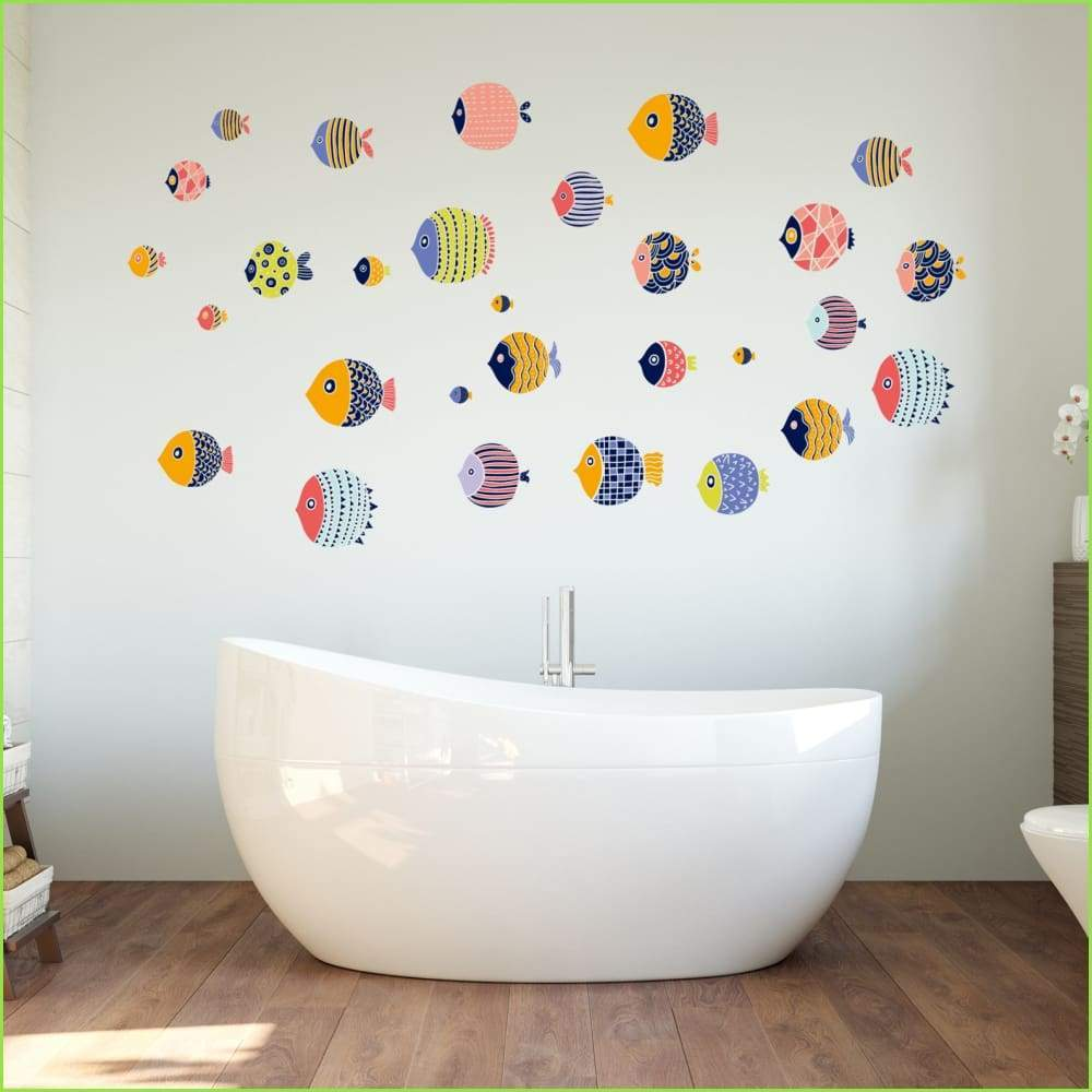 Fish Wall Stickers - Stickers