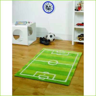 Football Pitch Rug on WallStickers.ie