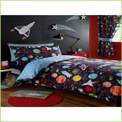 Planets Curtains on WallStickers.ie