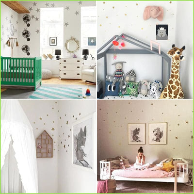 Stars Wall Decal Stickers