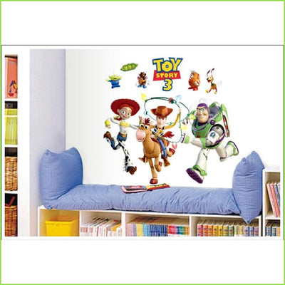 Toy Story Wall Art Decal on WallStickers.ie