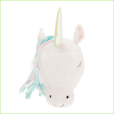 Una the Unicorn Head Wall Decoration on WallStickers.ie
