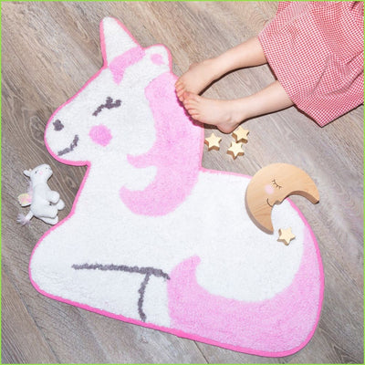 Unicorn Rug on WallStickers.ie
