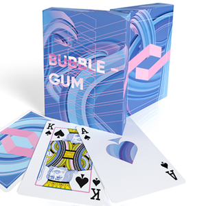 Bubble Gum Edition Playing Cards