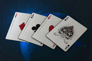 Aphelion Playing Cards Black edition