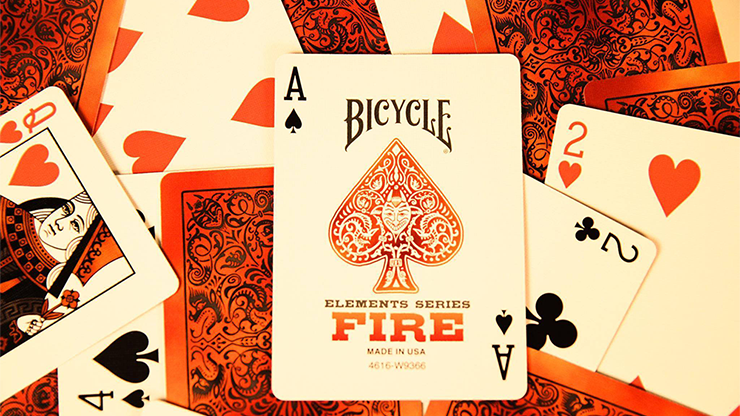 Bicycle Fire