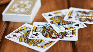 Liberty Playing Cards (Gold) Limited Edition