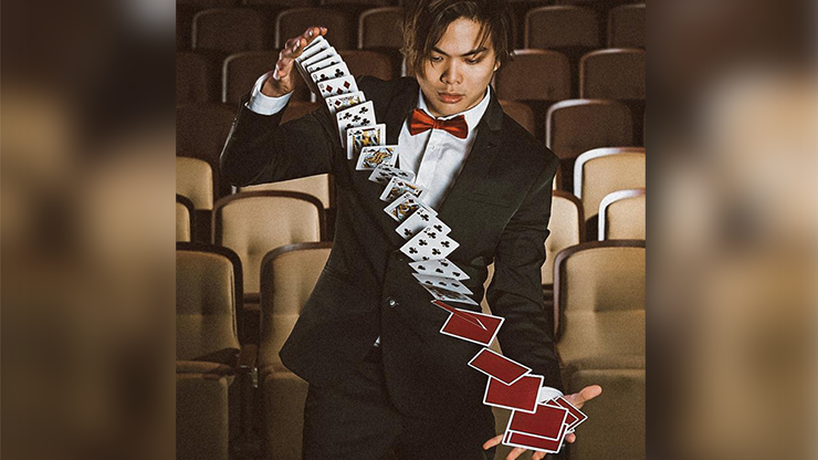 NOC x Shin Lim Playing Cards - Limited Edition