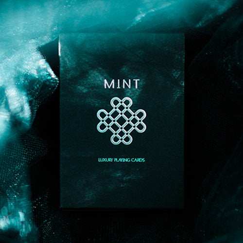 Mint 2 Playing Cards