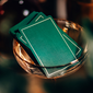 NOC Out: Green and Gold Playing Cards