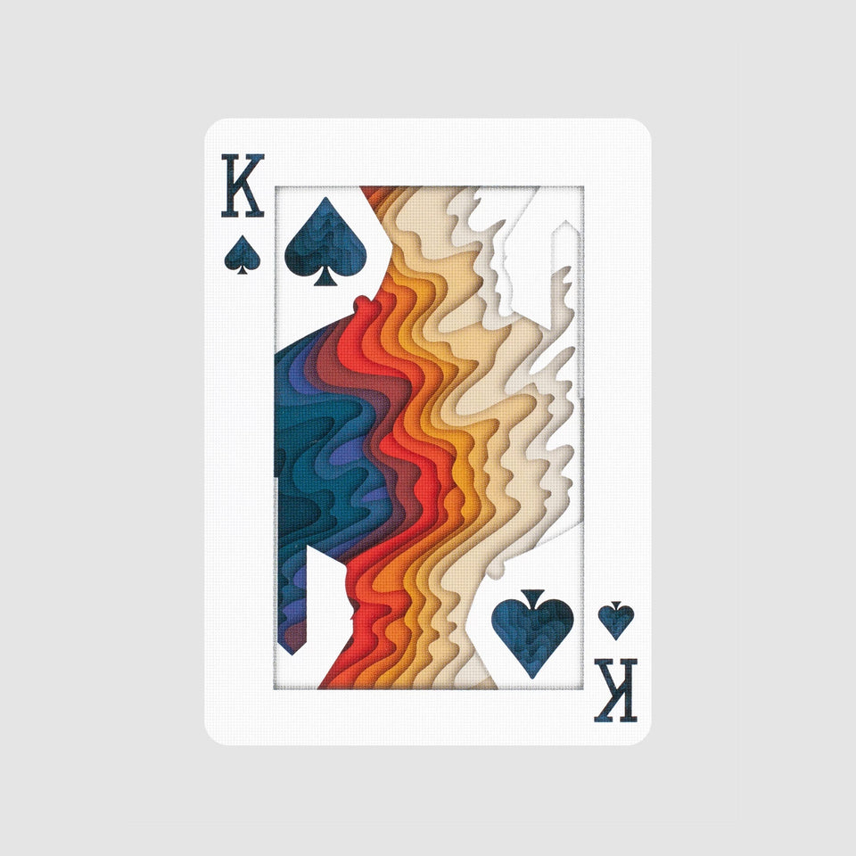 Sirius B V2 Playing Cards