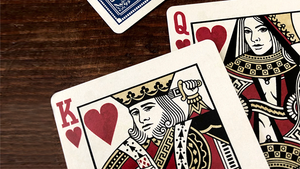 The Parlour Playing Cards (Blue)