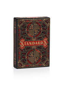 STANDARDS Premium Playing Cards