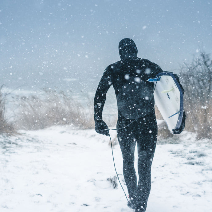 5 Top Tips for Winter Surfing