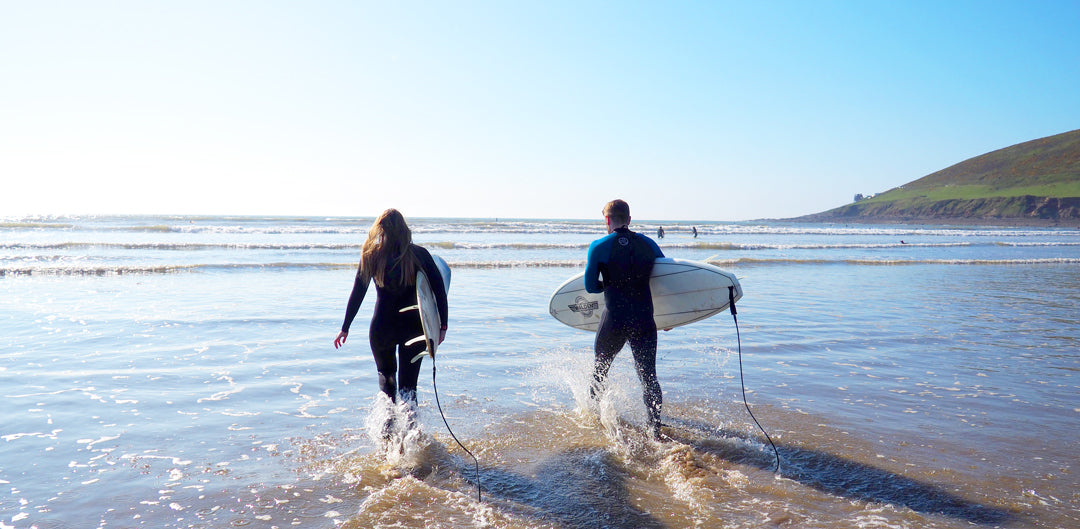 Top 10 Tips to Start Surfing