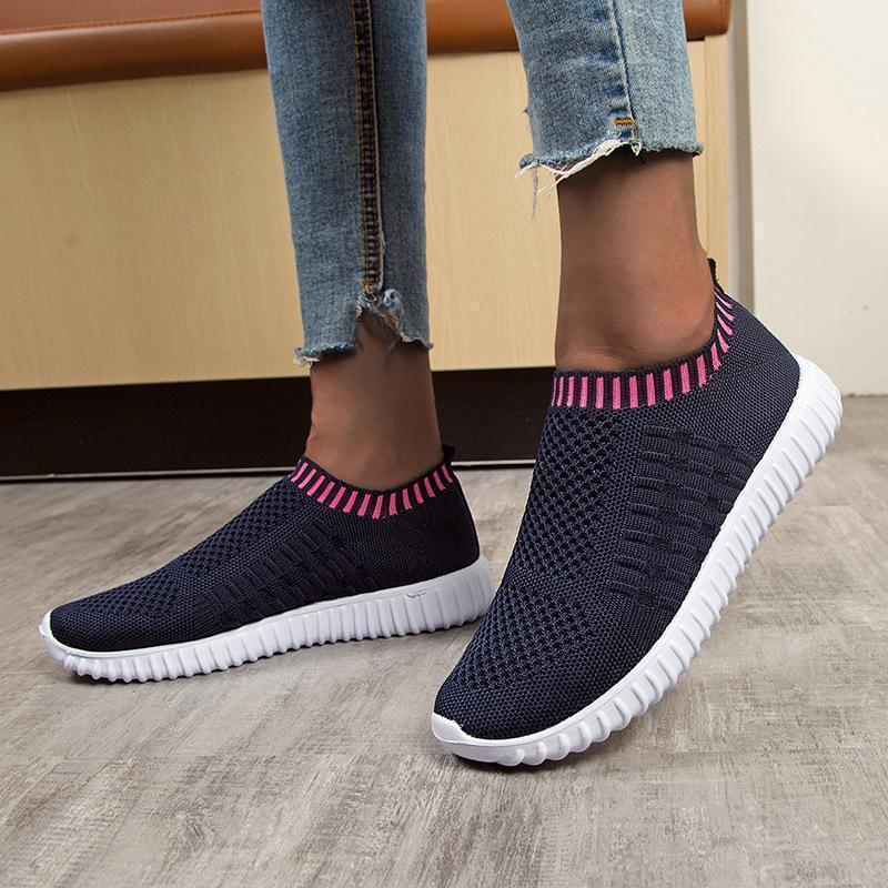 Casual Breathable Comfortable Plus Size Sneakers
