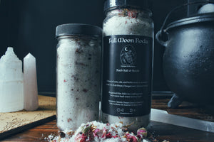 Full Moon // Bath Salts - Ceraso Erborista