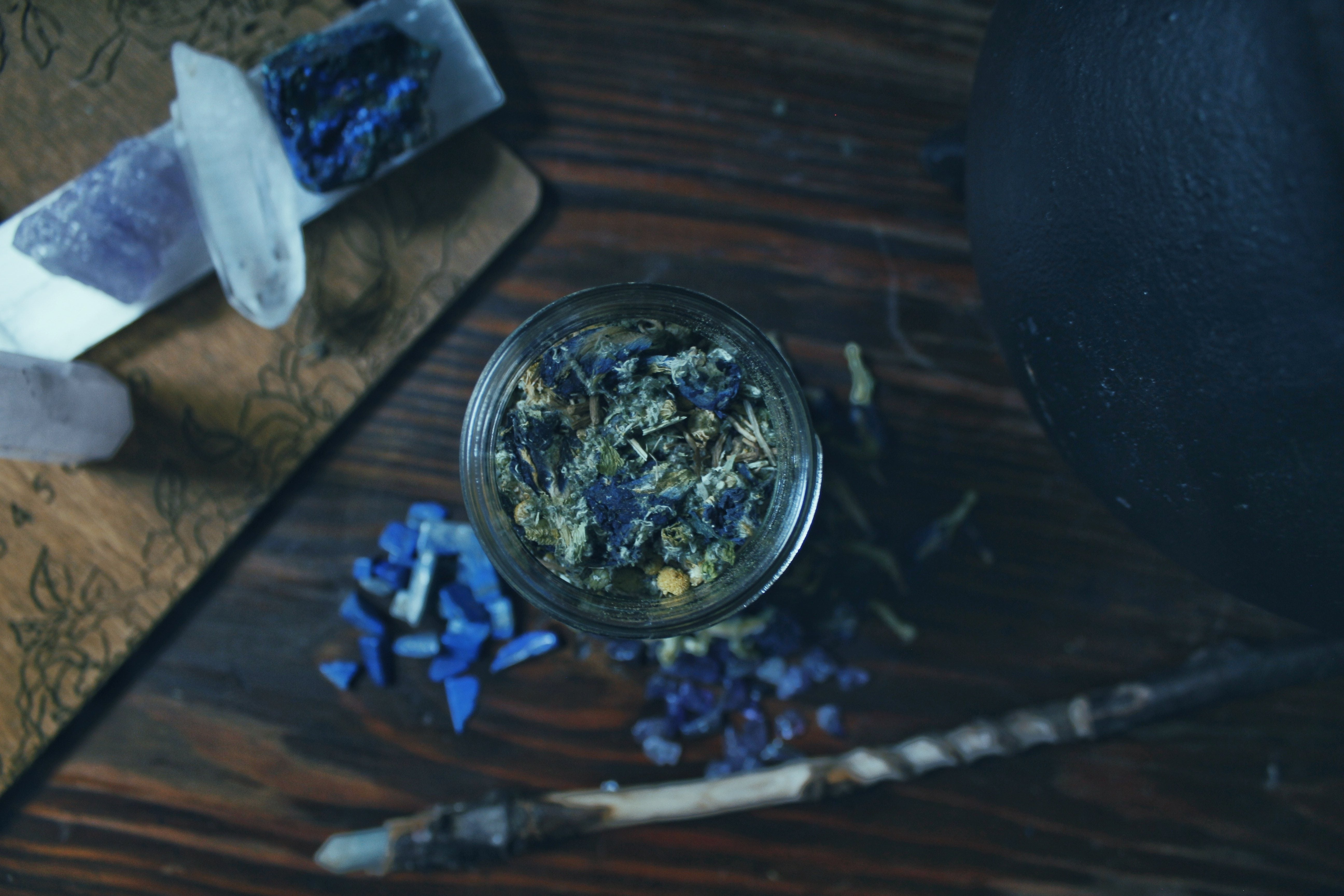 Sleepy Eye Tea - Jasmine Moon