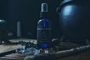 Saturn Return Meditation Mist - Jasmine Moon