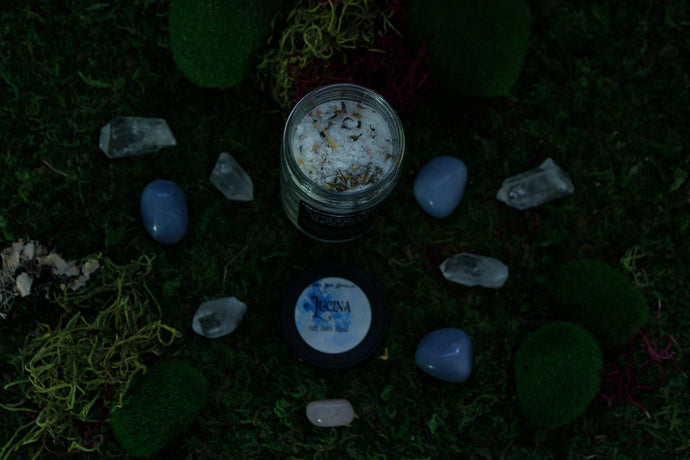 Sitz Moon Rocks // Bath Salts - Jasmine Moon