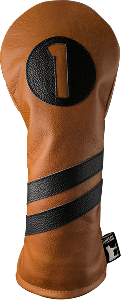 Dormie Workshop HERSHEY Leather Golf Headcover