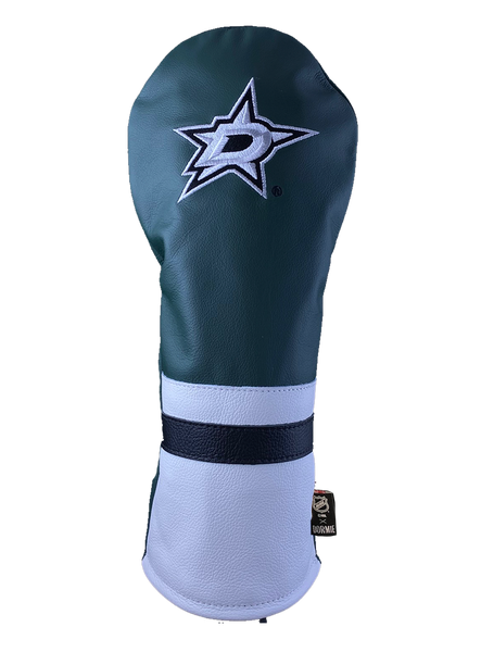 Dormie Workshop Dallas Stars Leather Golf Headcover