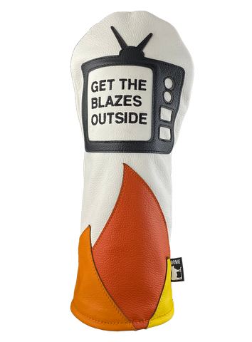 """Get the blazes outside"" Cover"